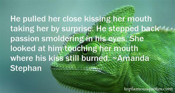 Amanda Stephan Quotes