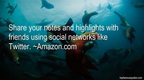 Amazon.com Quotes