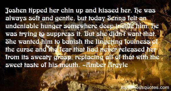Amber Argyle Quotes