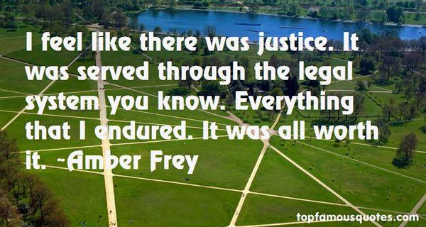 Amber Frey Quotes