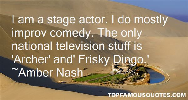 Amber Nash Quotes