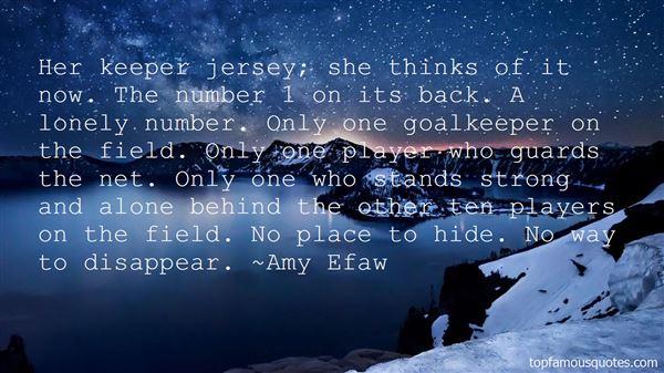 Amy Efaw Quotes