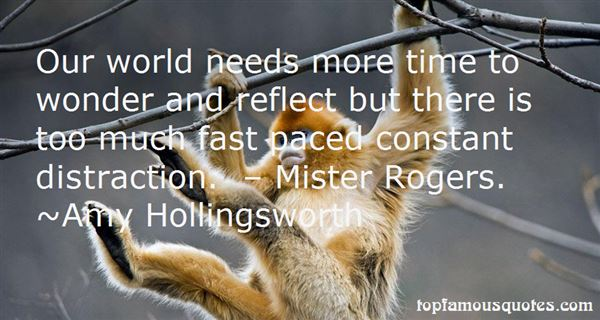 Amy Hollingsworth Quotes