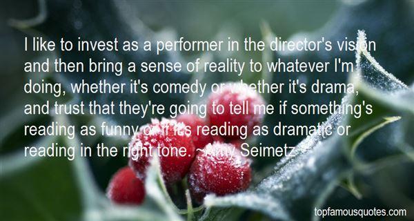 Amy Seimetz Quotes