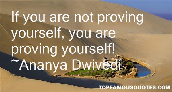 Ananya Dwivedi Quotes