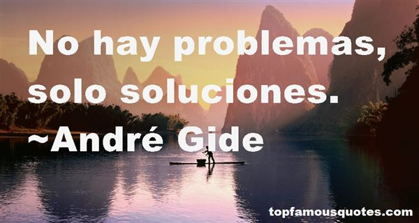 André Gide Quotes