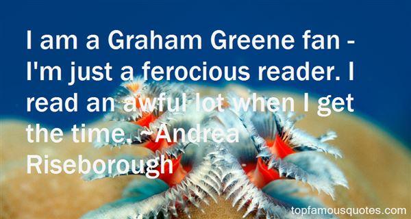 Andrea Riseborough Quotes