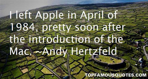Andy Hertzfeld Quotes