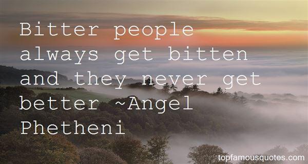 Angel Phetheni Quotes