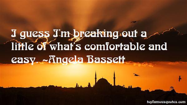 Angela Bassett Quotes