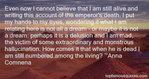 Anna Comnena Quotes