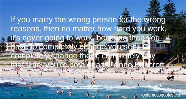 Anne Bancroft Quotes
