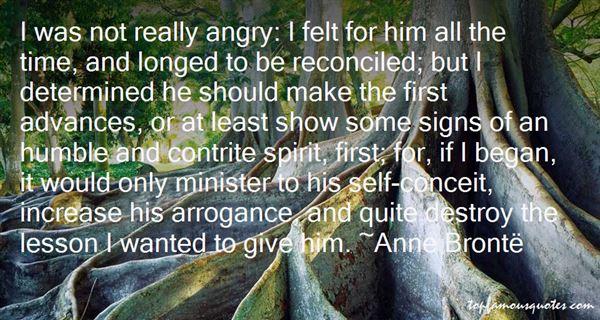 Anne Brontë Quotes