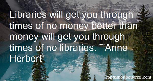 Anne Herbert Quotes