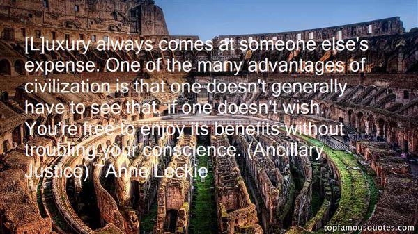 Anne Leckie Quotes