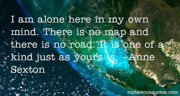 Anne Sexton Quotes