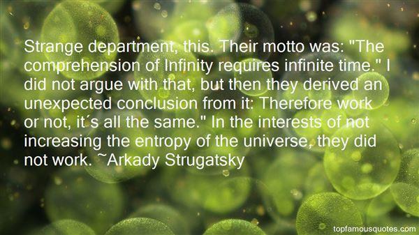 Arkady Strugatsky Quotes