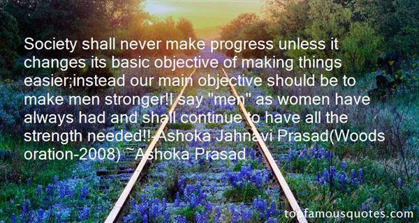 Ashoka Prasad Quotes