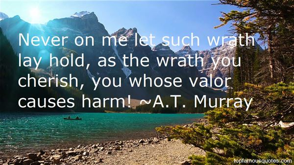 A.T. Murray Quotes