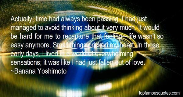 Banana Yoshimoto Quotes