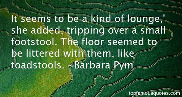 Barbara Pym Quotes
