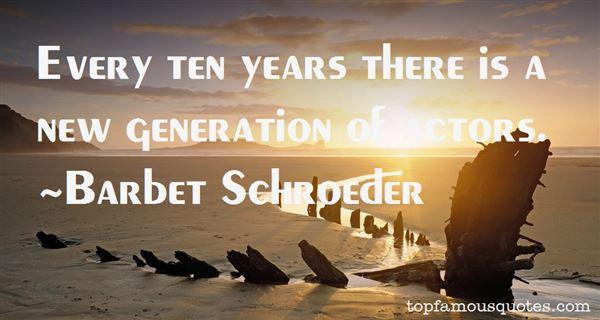 Barbet Schroeder Quotes
