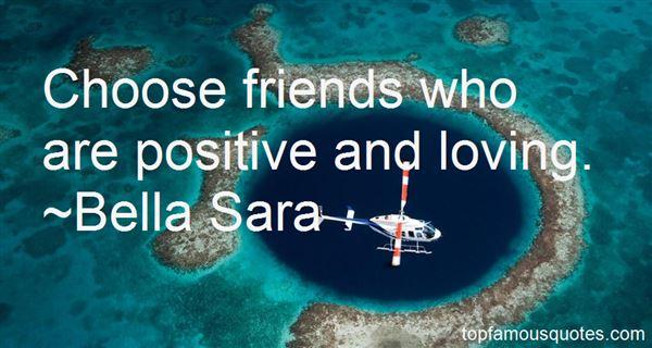 Bella Sara Quotes