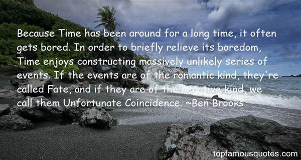 Ben Brooks Quotes