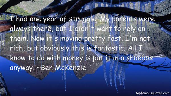 Ben McKenzie Quotes