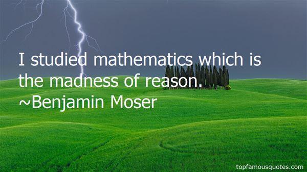 Benjamin Moser Quotes