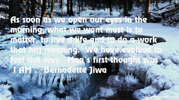 Bernadette Jiwa Quotes