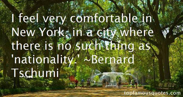 Bernard Tschumi Quotes
