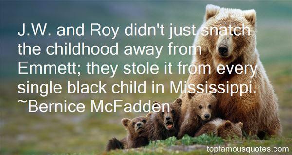 Bernice McFadden Quotes