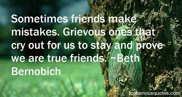 Beth Bernobich Quotes