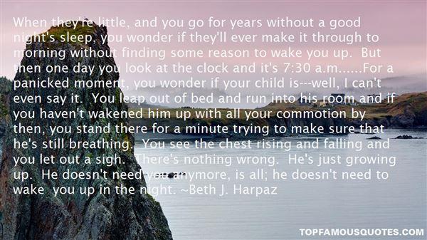 Beth J. Harpaz Quotes
