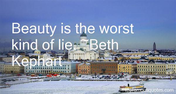 Beth Kephart Quotes