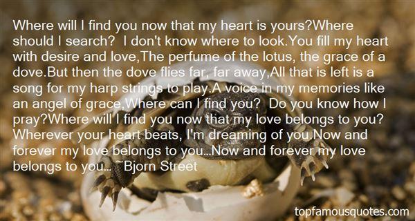 Bjorn Street Quotes