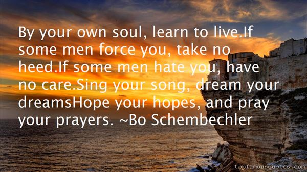 Bo Schembechler Quotes