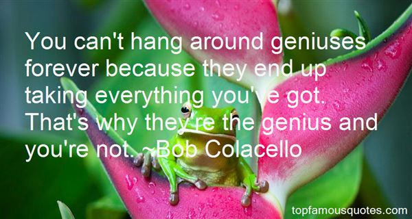 Bob Colacello Quotes
