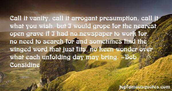 Bob Considine Quotes