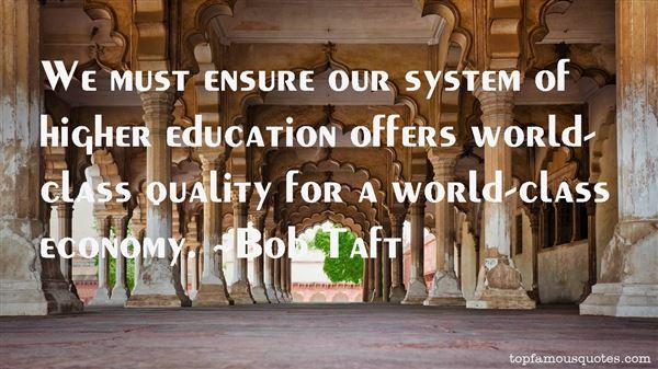 Bob Taft Quotes