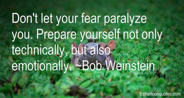 Bob Weinstein Quotes