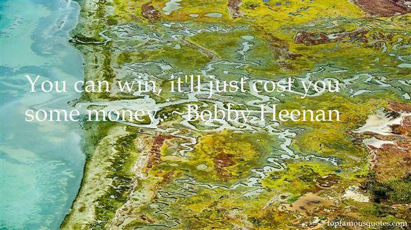 Bobby Heenan Quotes
