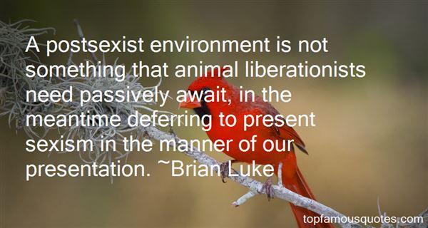 Brian Luke Quotes