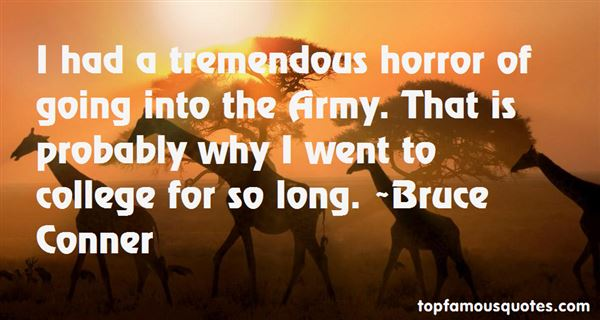 Bruce Conner Quotes