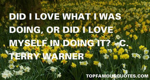 C. Terry Warner Quotes