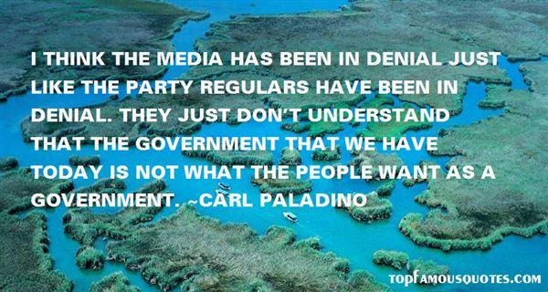 Carl Paladino Quotes