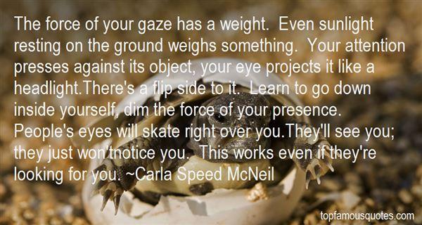 Carla Speed McNeil Quotes