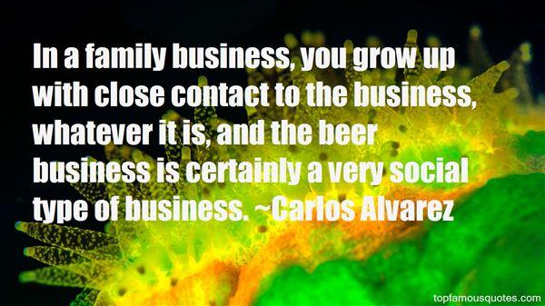 Carlos Alvarez Quotes