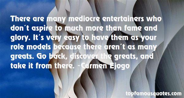 Carmen Ejogo Quotes